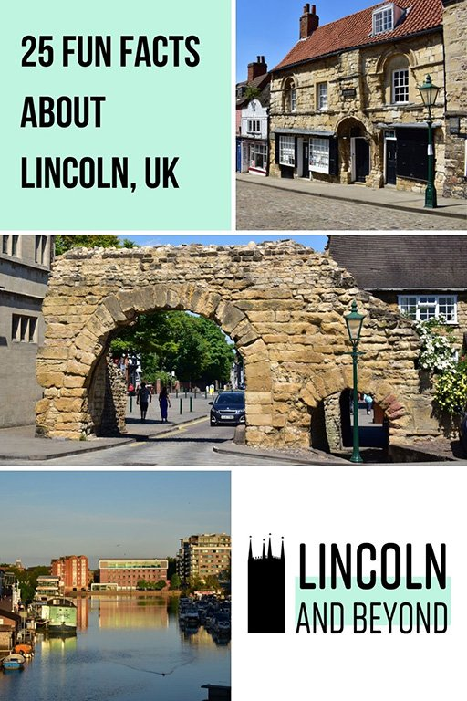 Did you know Lincoln was once home to the world's tallest building? We've assembled more fun facts about Lincoln, UK, to sharpen your trivia. #funfacts #lincoln #lincolnuk #trivia