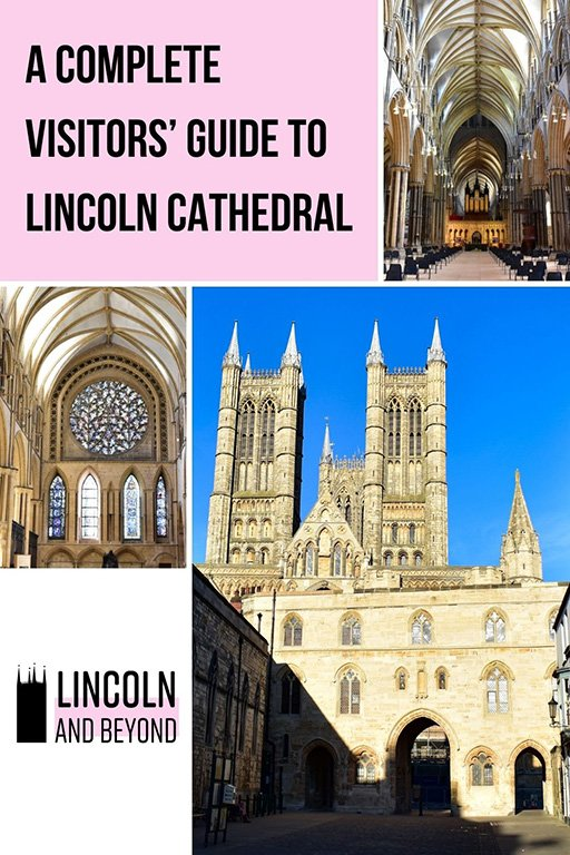 Everything you need to know about visiting Lincoln Cathedral, including what to see, arrival information, opening times and nearby amenities. #lincolncathedral #lincoln #lincolnuk #lovelincoln #cathedrals