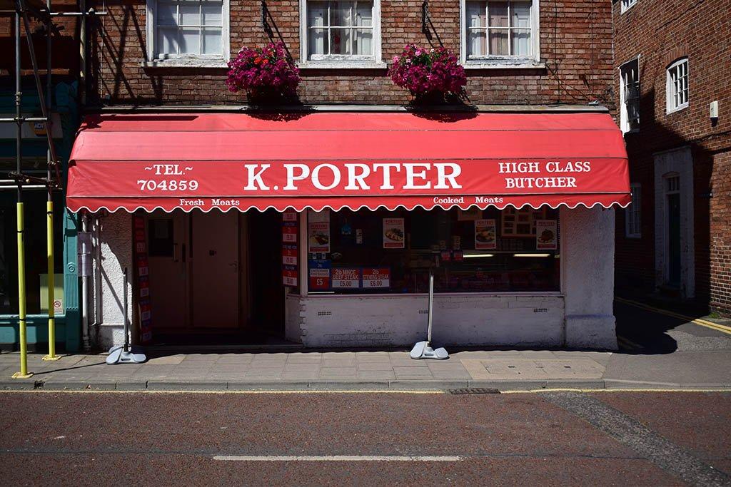 K Porter Butcher