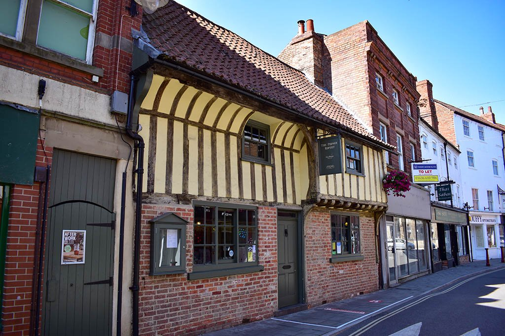 Prince Rupert pub Newark