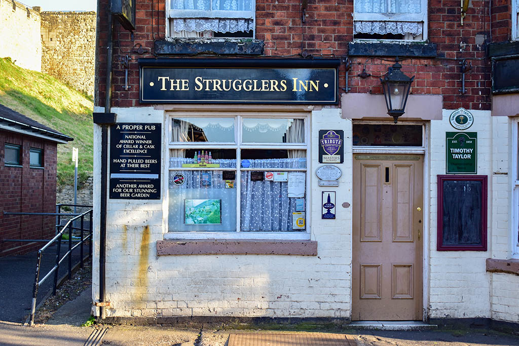 The Strugglers Inn