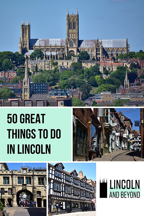 We compile the best things to do in Lincoln, UK. See the sights, explore the history, get active, and try the city's famous food and drink. #lovelincoln #visitlincoln #lincoln #lincolnuk #ukcities