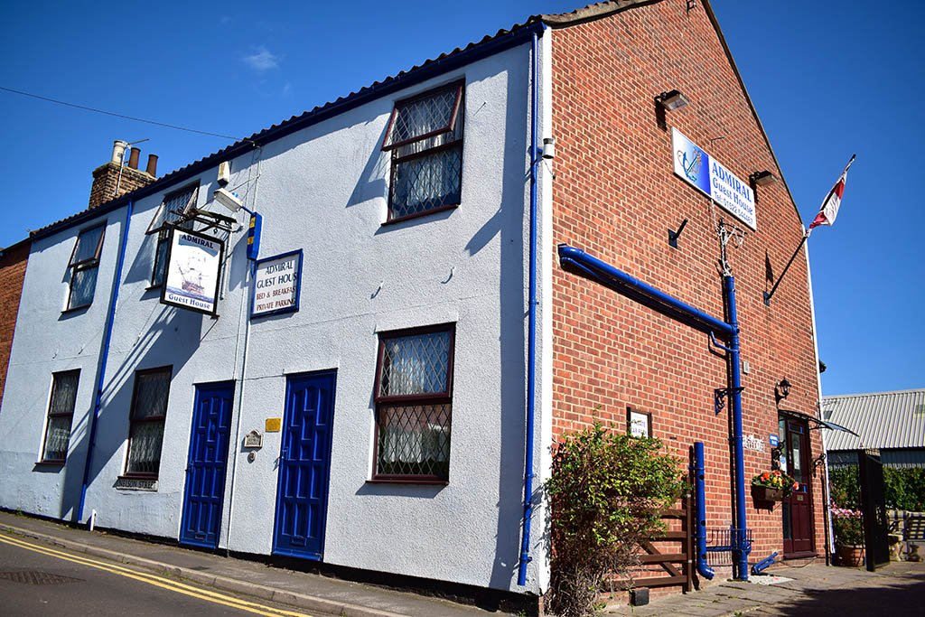 Admiral Guest House Lincoln