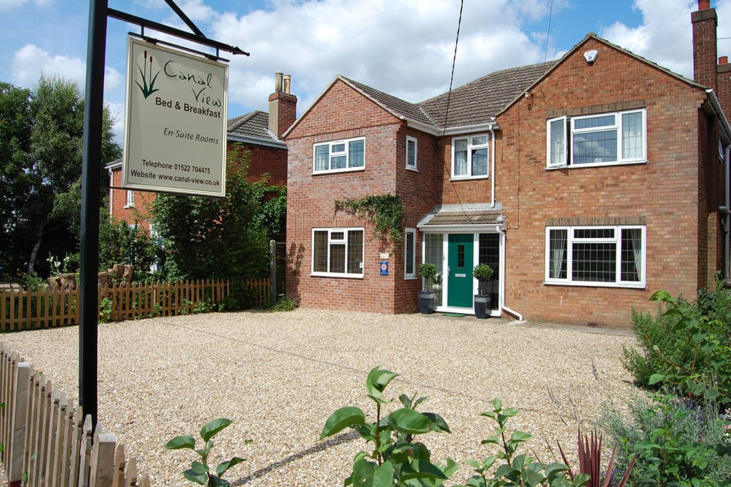 Canal View is one of the top-rated bed and breakfasts around Lincoln
