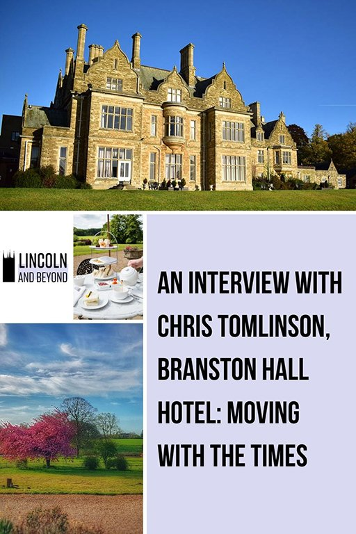Chris Tomlinson, general manager of Branston Hall Hotel near Lincoln, explains what's been going on behind the scenes during 2020. #lincolnhotels #lincoln
