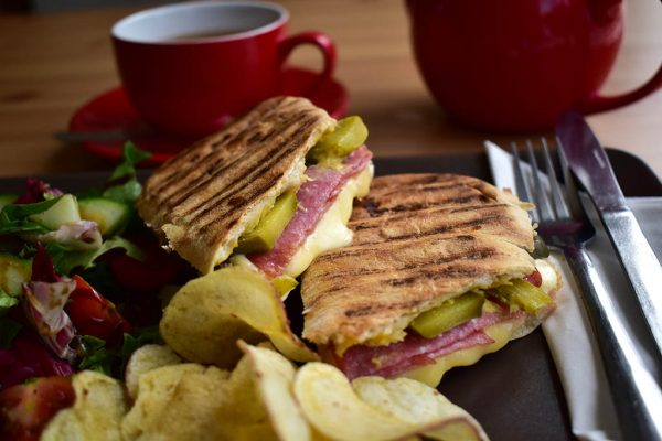 Craftea New York deli panini