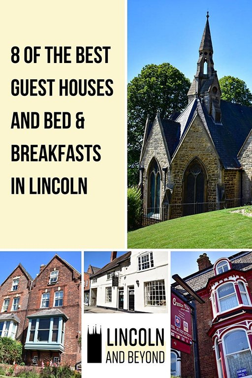 Looking for a homely local place to stay? We've assembled the best guest houses in Lincoln & bed and breakfasts in Lincoln to help you choose. #lincoln #stayinlincoln #guesthouses