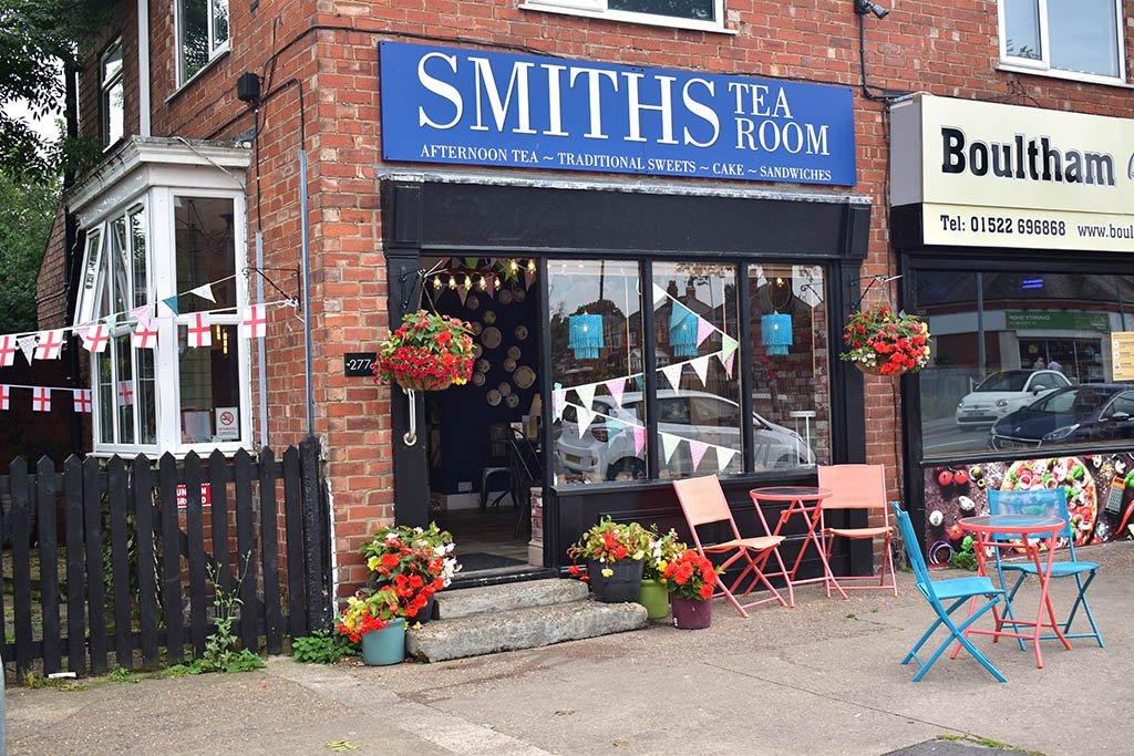 Smiths Tea Room Lincoln