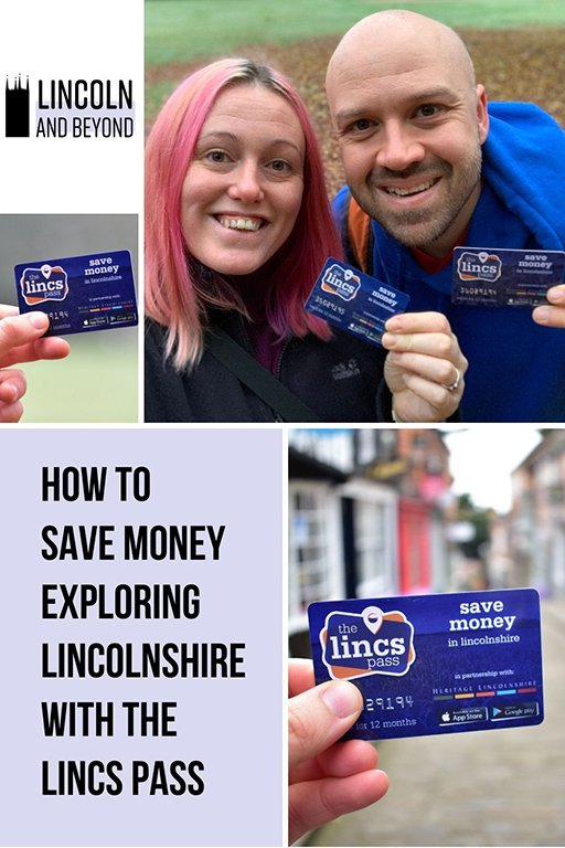 The Lincs Pass is a discount card that can help you make savings on a range of attractions, restaurants and entertainment across Lincolnshire. #Lincoln #Lincolnshire