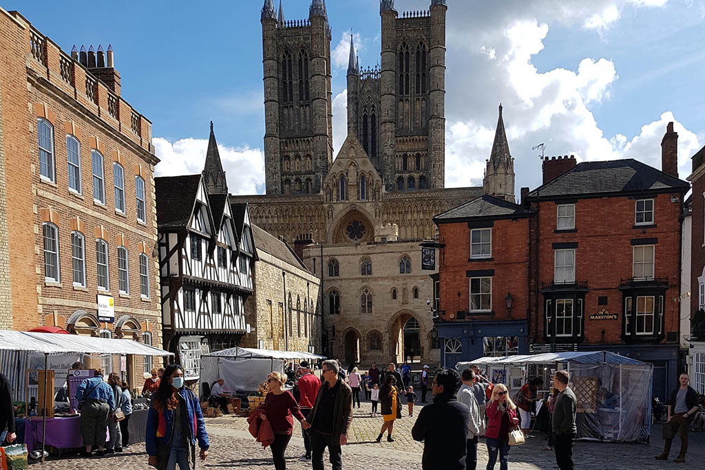 Things to do in Lincoln in December: Makers' Market