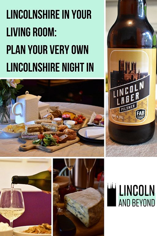 When it's not possible to go out, why not bring Lincolnshire into your home instead? Here's how to create your own Lincolnshire night in. #lincolnshire #lincoln