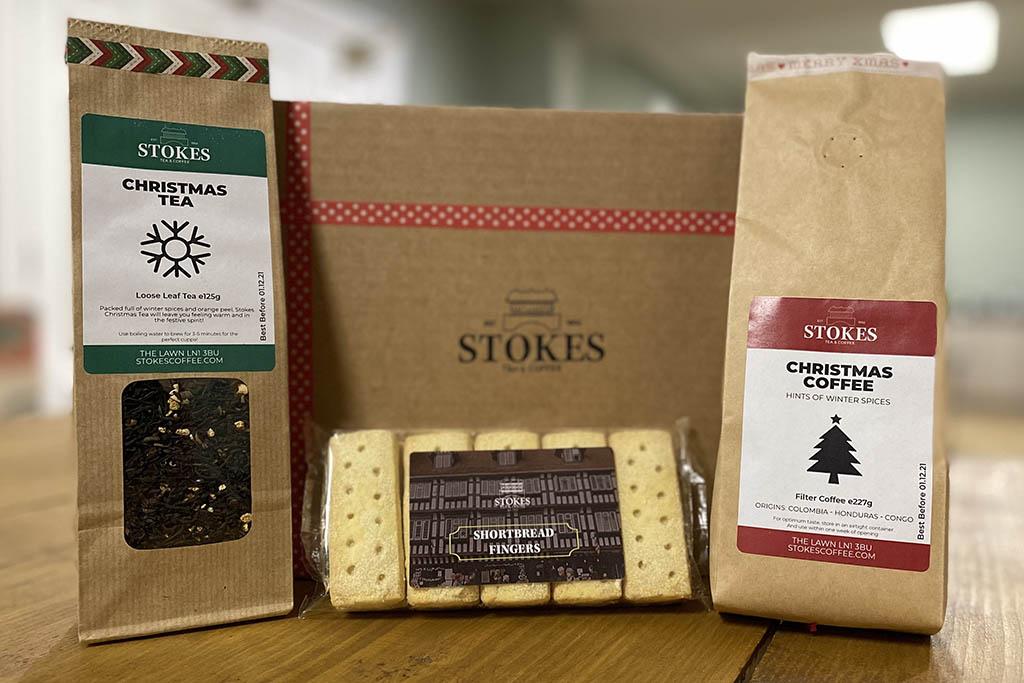 Stokes Christmas hamper
