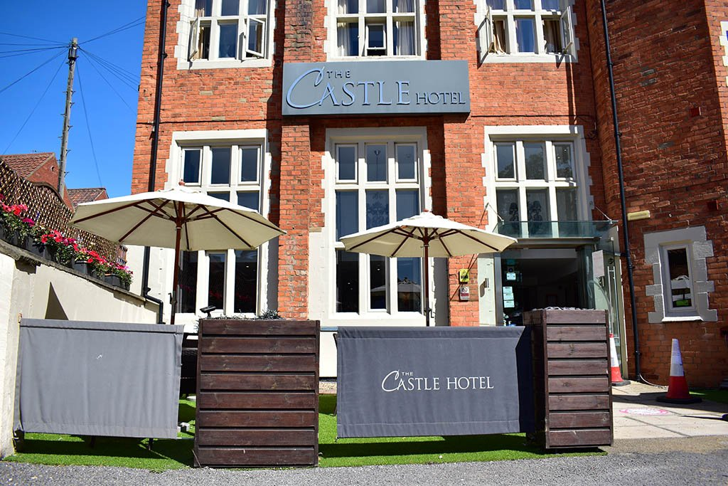 Reform Restaurant at The Castle Hotel is taking bookings for groups of up to six people on Christmas Day