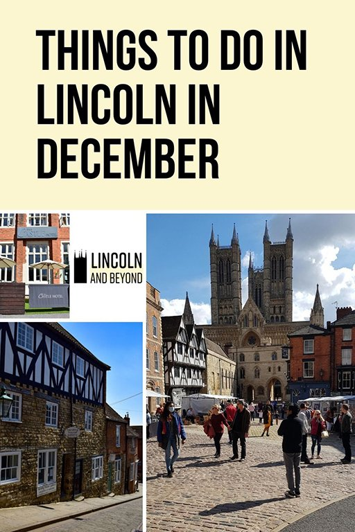 This won't be a normal winter, but we can still make the most of it. Here are some safe and fun things to do in Lincoln in December 2020. #Lincoln #LincolnUK