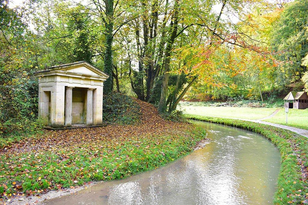 Pahud Memorial Fountain