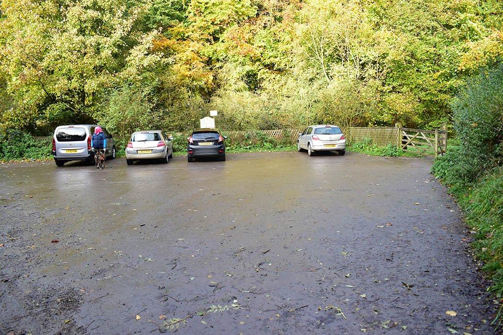 Halfpenny Lane car park
