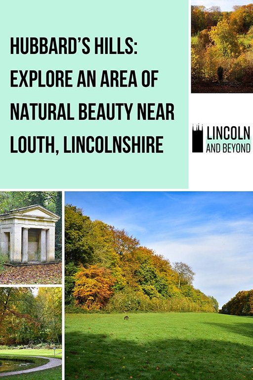 Hubbard's Hills, on the edge of the Lincolnshire Wolds by the town of Louth, is a great place for picnics, dog walks and afternoon strolls. #hubbardshills #lincolnshirewolds #lincolnshire