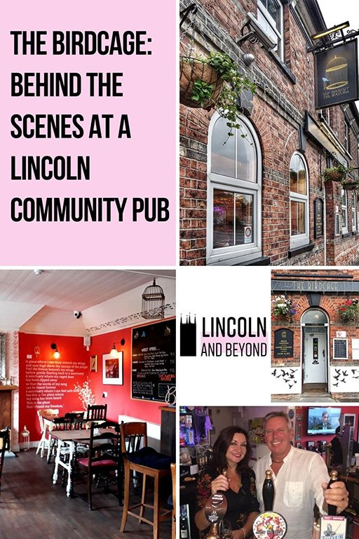 The Birdcage, Lincoln, is not just a great community pub, but also hub for local creativity. Manager Rachael shines a light behind the scenes. #lincoln #lincolnpub #lincolnpubs #localpubs #lockdownstories