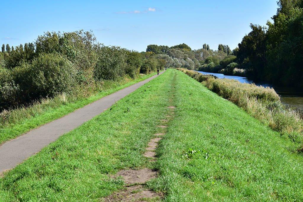Fossdyke Canal near Lincoln