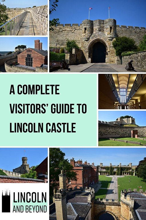 Lincoln Castle, built by William the Conqueror, is one of England's historic gems. This guide explains all you need to know before visiting. #lincolncastle #lincoln
