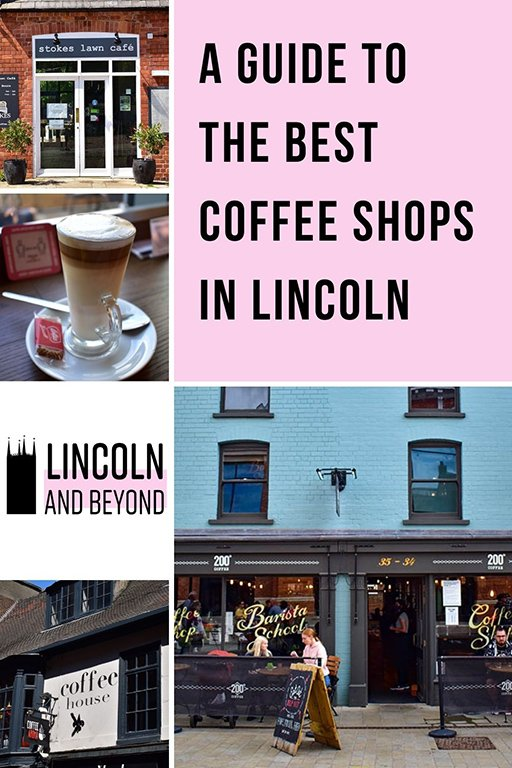 Lincoln is fast emerging as an outstanding coffee destination. We round up the very best coffee shops in Lincoln to try on your next visit. #coffeeshops #lincoln #lincolncoffee #stokescoffee