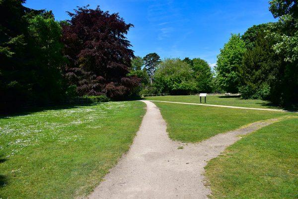 Hartsholme Country Park open spaces