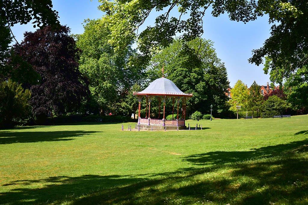 Parks in Lincoln Arboretum