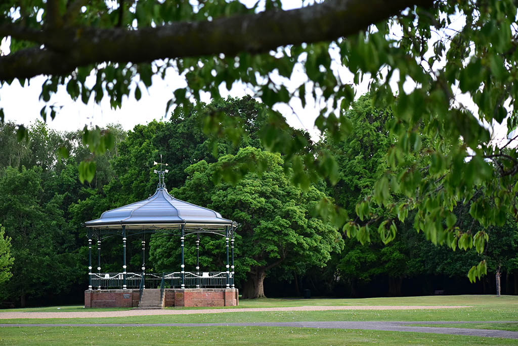 Parks in Lincoln Boultham