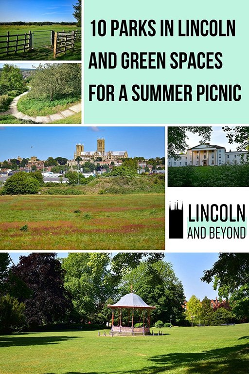 Looking to explore Lincoln's outdoors? We compile our favourite parks in Lincoln and other green spaces for you to enjoy this summer. #lincoln #lincolnparks #parksinlincoln