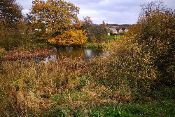 River Witham Bracebridge Hall