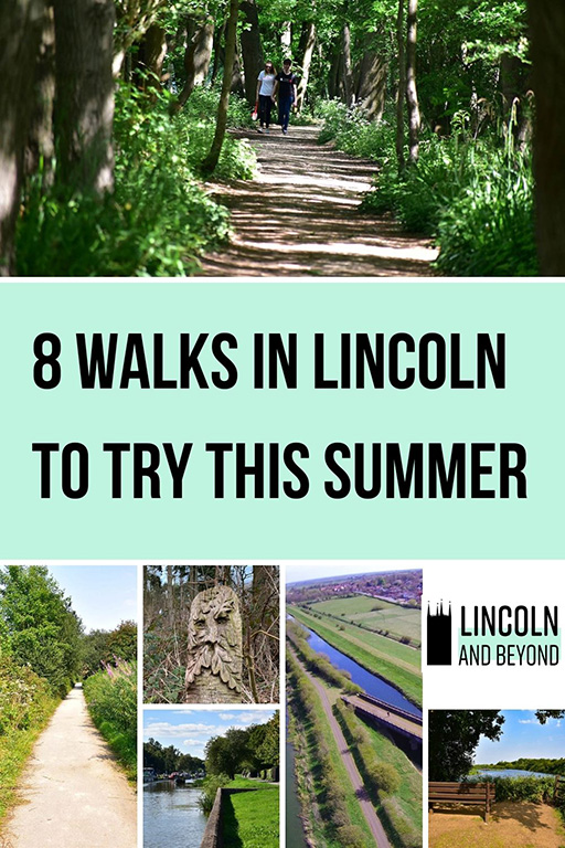 We compile some of the very best walks in Lincoln to enjoy the city's water trails, ancient woodlands, nature parks and old quarries. #lincoln #lincolnwalks #walksinlincoln #lincolnshirewalks
