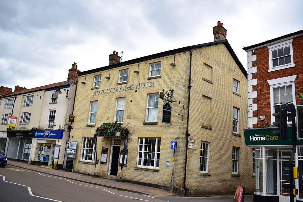 Hotels in Market Rasen: Advocate Arms