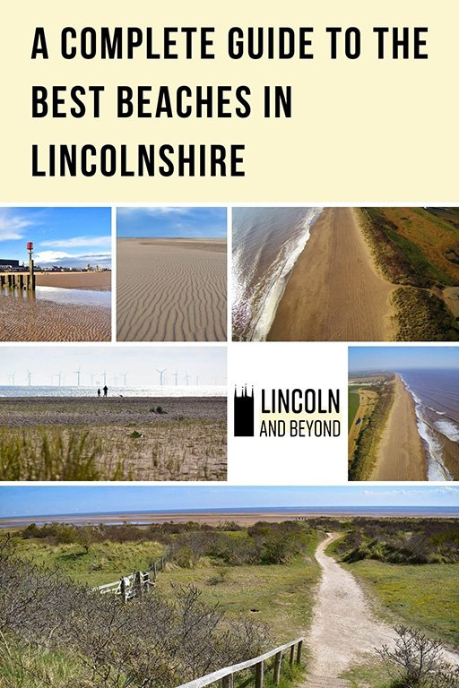 We pick out the best beaches in Lincolnshire, including choices in resort towns, off the beaten path, family friendly and dog friendly. #beaches #ukbeaches #lincolnshire #lincolnshirebeaches