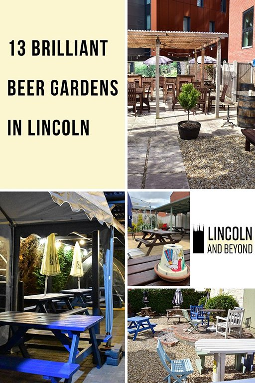 We've all missed those afternoon drinks with friends in the sunshine! Here are some of the best beer gardens in Lincoln to hit this summer. #beergardens #lincoln #lincolnpubs