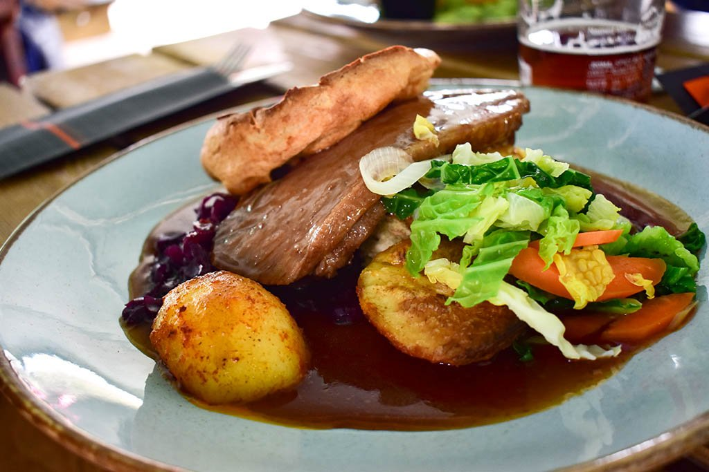 Ferry Boat Washingborough roast beef