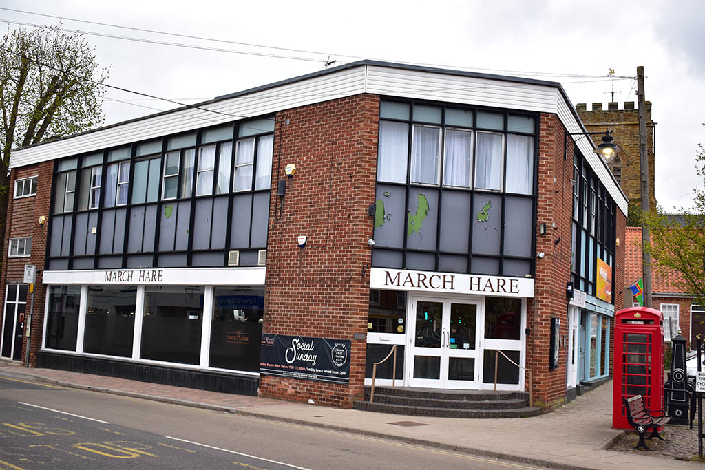 March Hare Market Rasen
