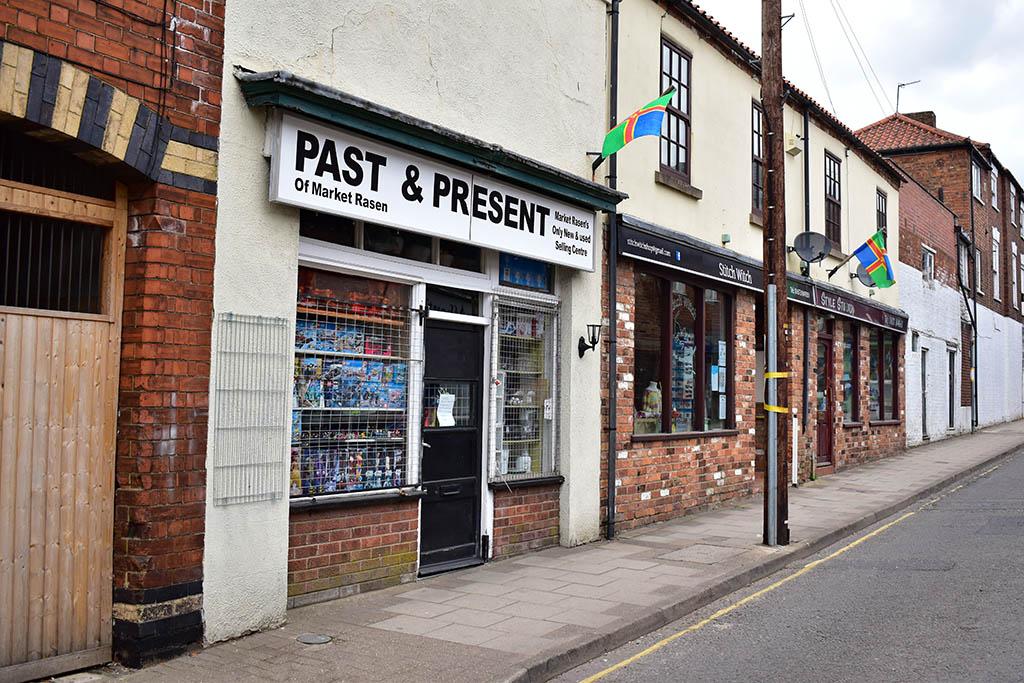 Market Rasen Past and Present