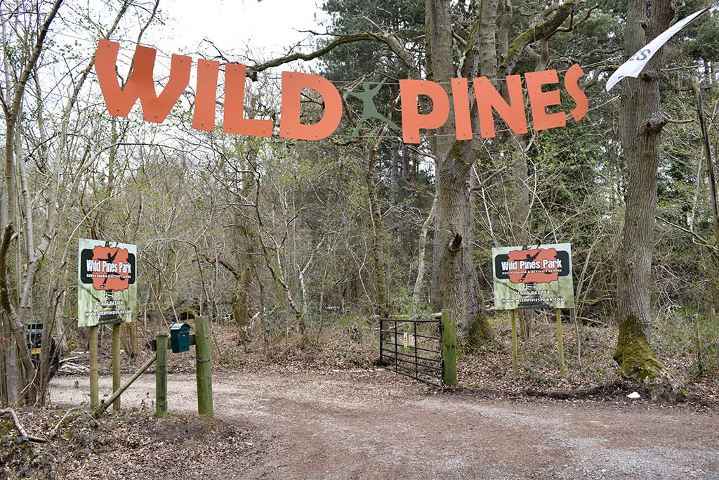 Wild Pines Park Lincolnshire