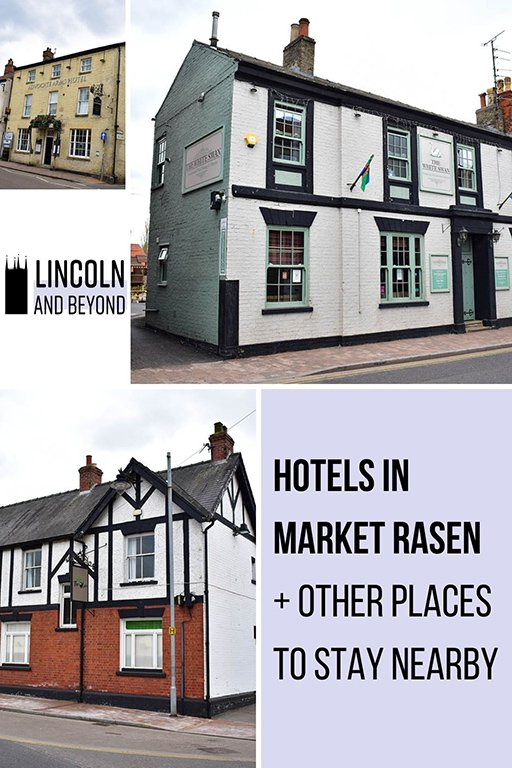 Looking for places to stay for the races or exploring the Lincolnshire Wolds? Here are the best hotels in Market Rasen & other options nearby. #marketrasen #lincolnshirewolds