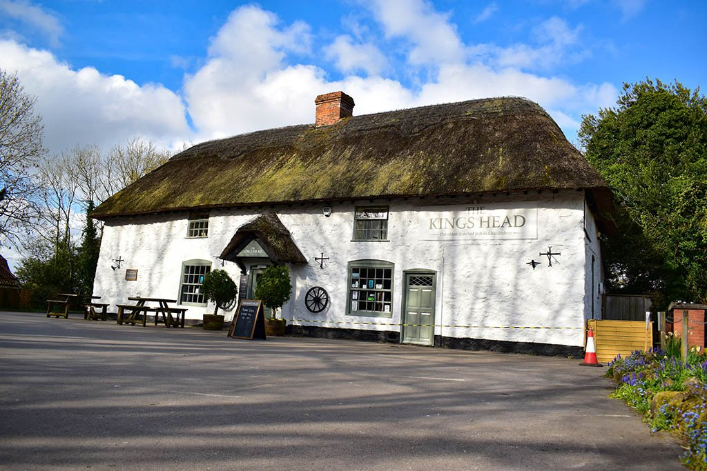 Kings Head Tealby front