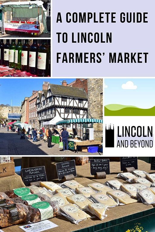 Lincoln Farmers' Market brings together the finest fresh county produce. We take a look at the popular stalls + dates and times for 2021. #lincoln #lincolnuk #lincolnmarkets #farmersmarkets #lincolnshire