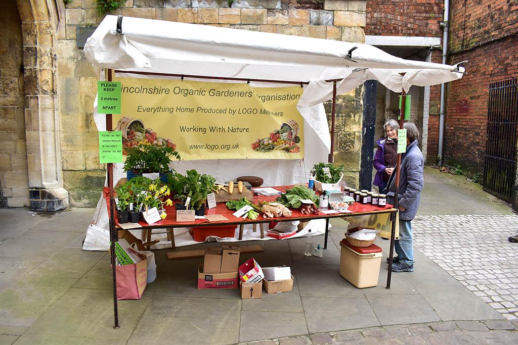 Lincolnshire Organic Gardeners Organisation