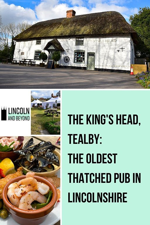 We tried out the Kings Head Tealby, Lincolnshire's oldest thatched pub. We found a friendly atmosphere and some amazing locally sourced food. #lincolnshirepubs #lincolnshirewolds