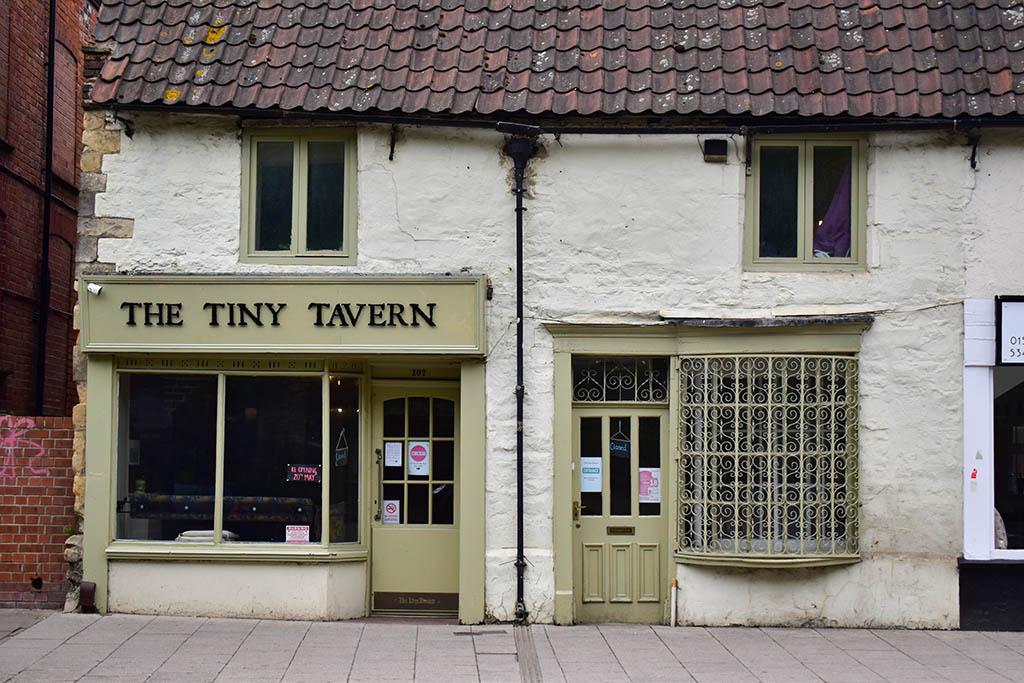 Tiny Tavern Lincoln High Street