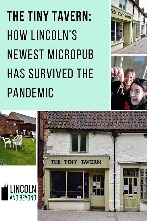 Lincoln's newest micropub, the Tiny Tavern, opened its doors for the first time a week before the country went into national lockdown. #lincoln #lincolnpubs #localbusiness #micropubs