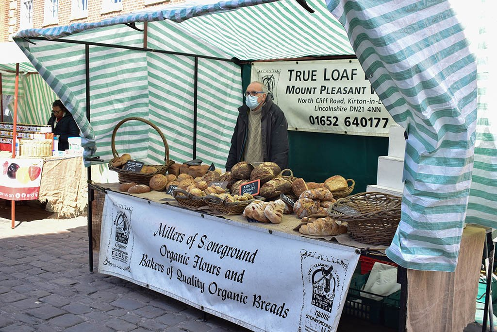 True Loaf Bakery at Lincoln Farmers' Market