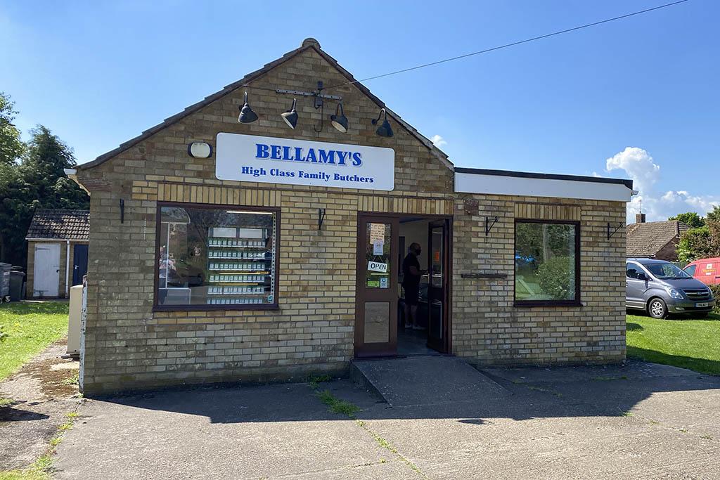 Bellamys Butchers Lincoln