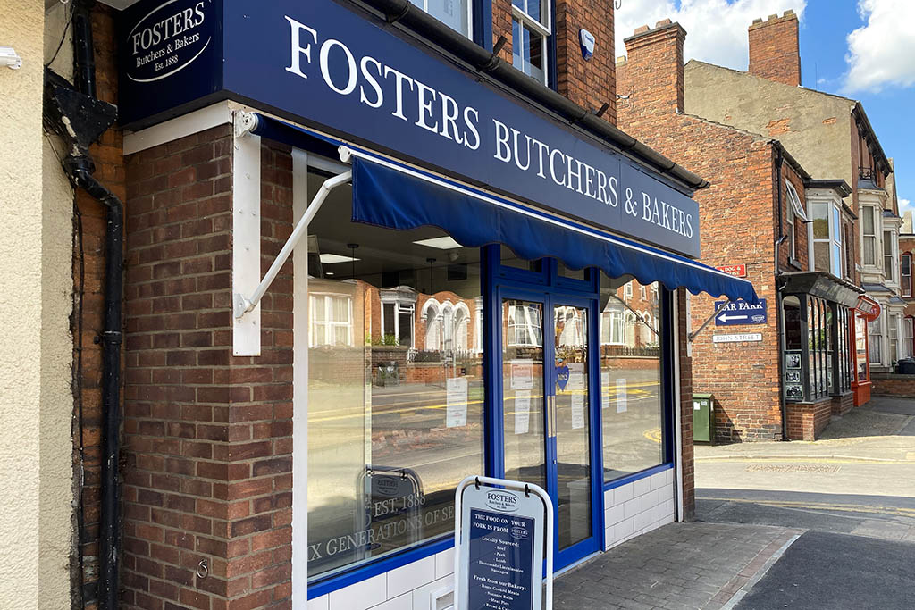 Best butchers in Lincoln: Fosters