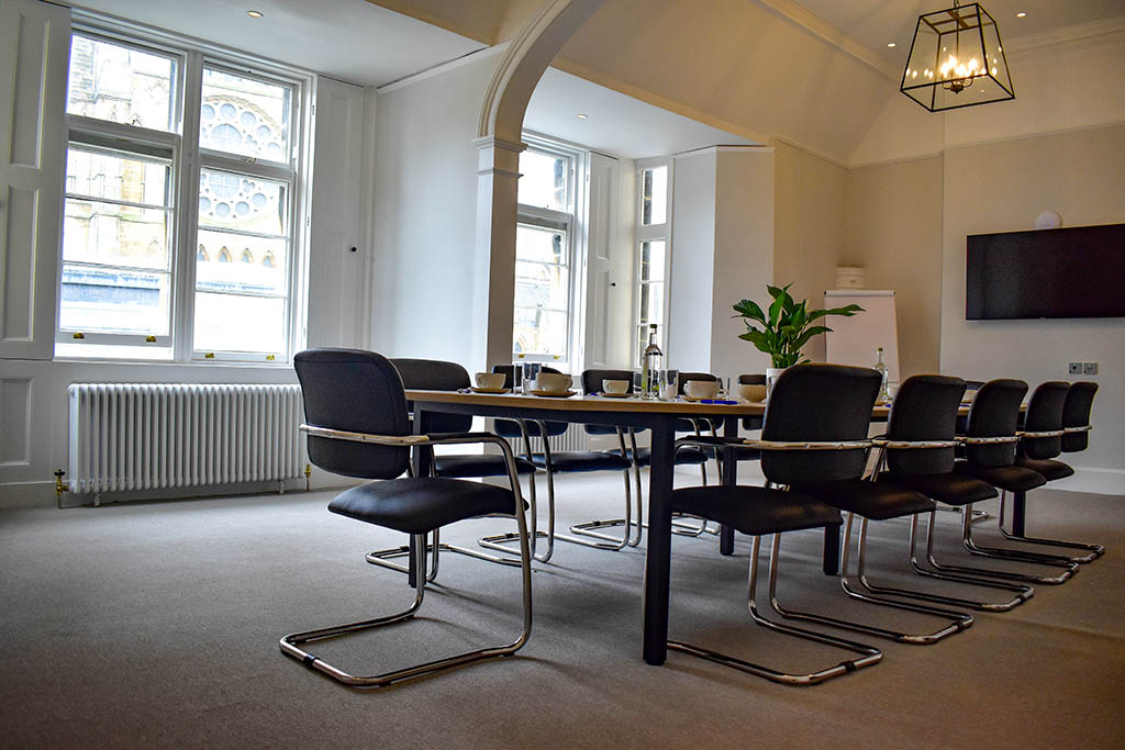 Lincoln Cathedral Community Meeting Rooms