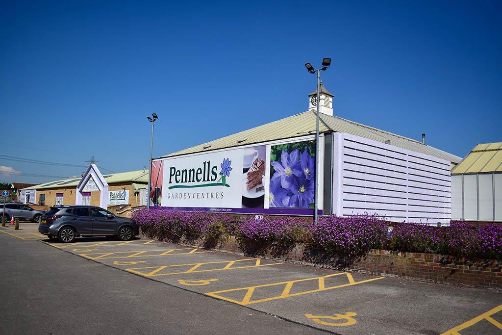 Pennells Garden Centre Lincoln